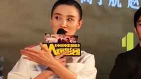 M观影团《风平浪静》首映礼 宋佳:这个角色很有爱情的感觉