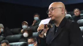 《风平浪静》首映现场 徐峥:被主创多次邀请 期待值无限拔高