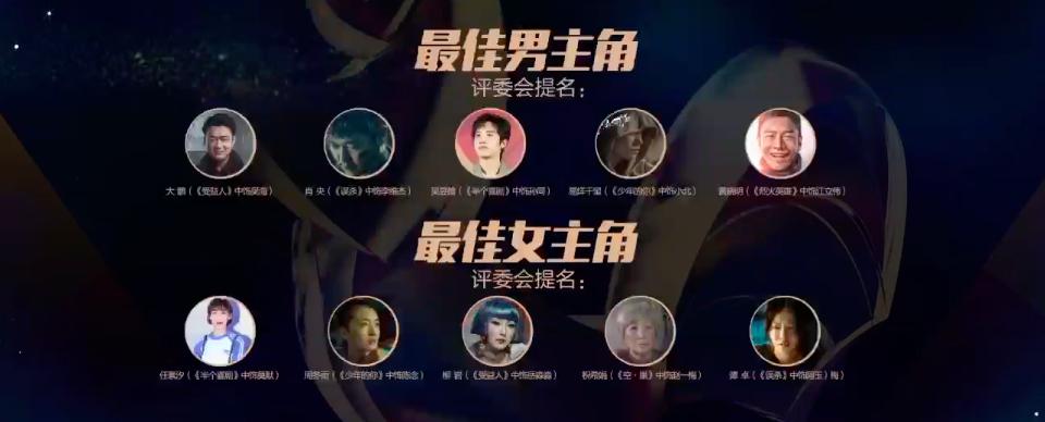 第33届金鸡奖前瞻:提名揭晓,有哪些创新之处? 第4张