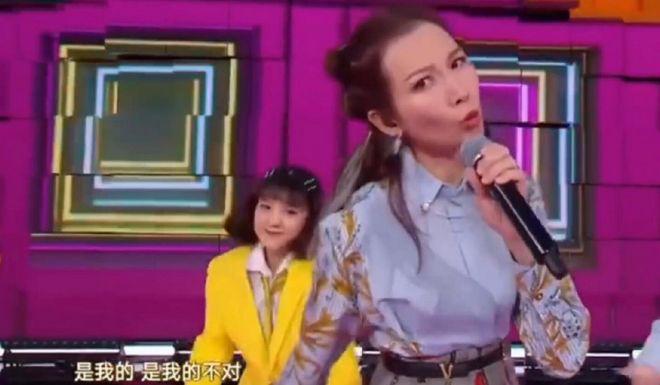 """蔡少芬说RAP普通话太差 与蔡国庆成""""搞笑之王"""" 第1张"""
