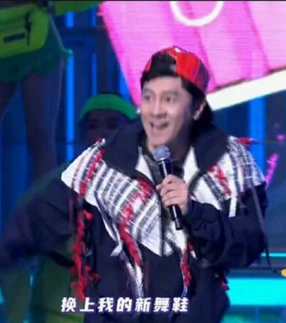 """蔡少芬说RAP普通话太差 与蔡国庆成""""搞笑之王"""" 第2张"""