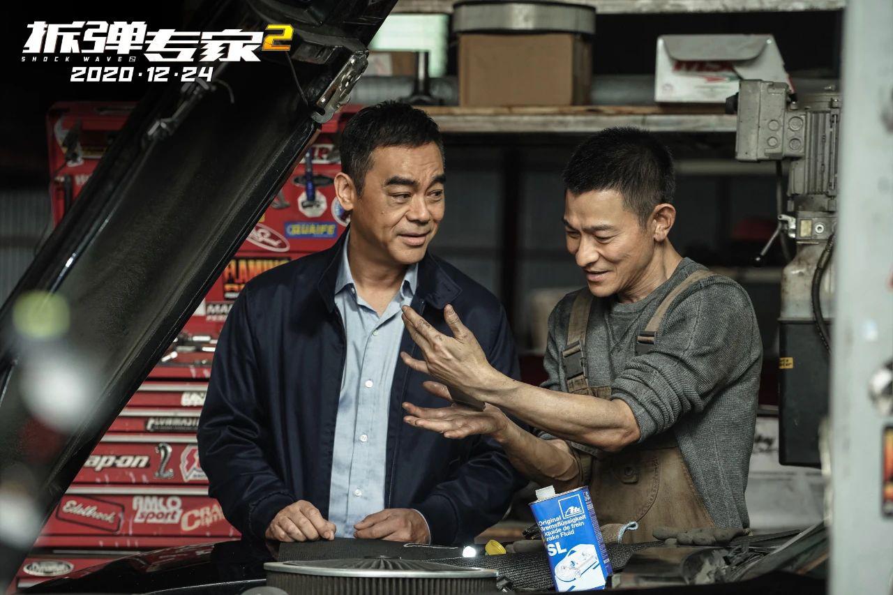 中国电影年度票房将完成200亿?就看贺岁档了! 第8张