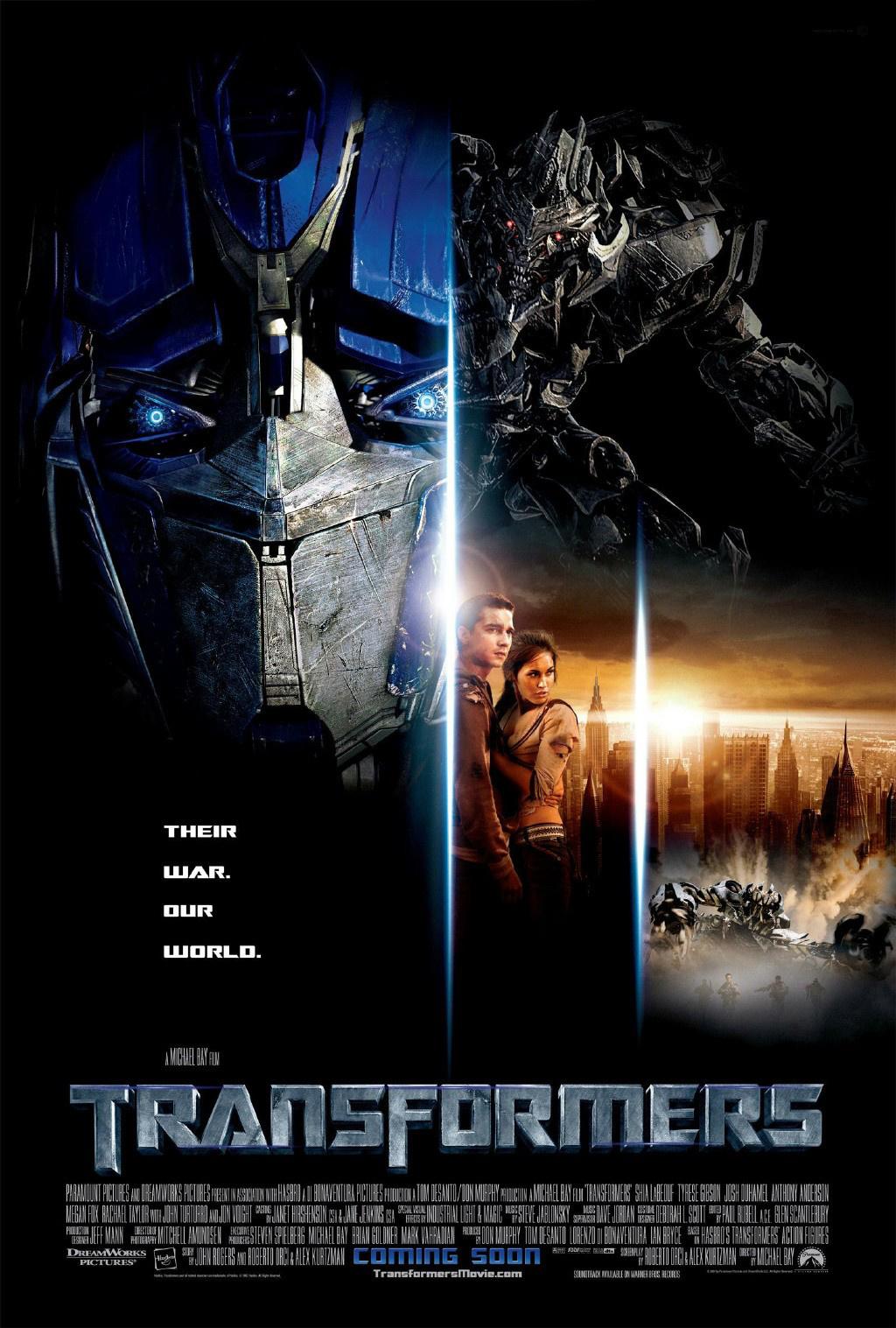 《变形金刚》新片启动在即 由《奎迪2》导演操刀