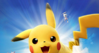 《寶可夢》系列第22部劇場版發海報 定檔12月4日