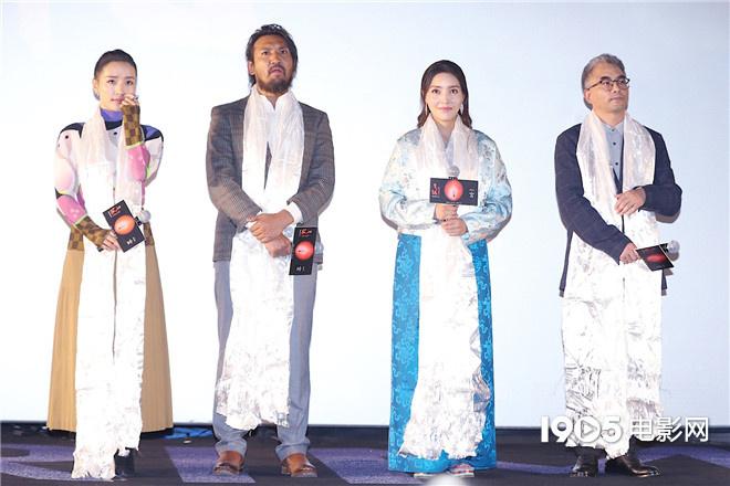 万玛才旦的新电影《气球》首播《乌尔善·安妮宝贝来帮忙》