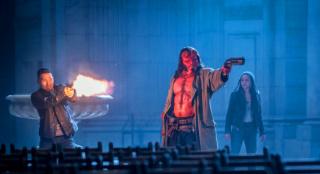 《地狱男爵》持续燃爆影院 顶级视效震撼大银幕