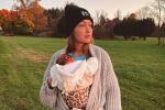 吉吉·哈迪德当妈2月后首晒照:全新境界的忙和累