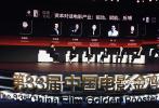 """凝聚资本力量,赋能光影未来。11月25日,第33届中国电影金鸡奖颁奖盛典系列活动之一""""中国电影投资大会·高峰论坛""""在厦门举办。本次论坛以""""金融资本与电影产业的融合、创新与发展""""为主题,举行《中国电影投融资报告》发布、主旨演讲、两场圆桌论坛以及厦门市影视产业项目签约仪式,该论坛为中国电影投资的未来发展提供全新的思考蓝本。"""