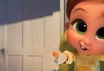 """由环球影业和梦工场动画公司联手打造的动画喜剧电影《宝贝老板2》今日发布首款预告片,三年前席卷全球的萌娃霸道总裁泰德回归,变身""""打工人"""",与兄弟蒂姆重返童年,再度开启了一场欢乐又温情的旅程。影片将于2021年北美上映。"""