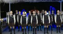 厦门六中合唱团献唱歌曲《夜空中最亮的星》