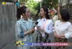 """11月26日,第33届中国电影金鸡奖开幕第二天。电影频道""""直击金鸡奖""""融媒体5G全景直播,继续进行。直播过程中的""""厦门姑娘""""板块,演员陈都灵与电影频道主持人晓丽一起,重回母校厦门音乐学校。"""