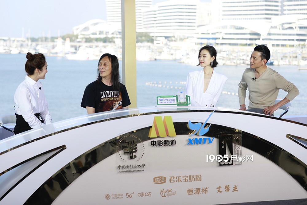 usdt回收(caibao.it):《拆弹专家2》做客金鸡奖直播间 刘德华倪妮互拍 第5张