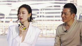 劉德華攜手倪妮演情侶 倪妮與偶像合作擔心放不開