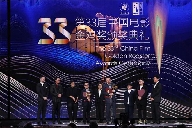 《夺冠》金鸡奖三等奖陈可辛:感谢中国女排和时代