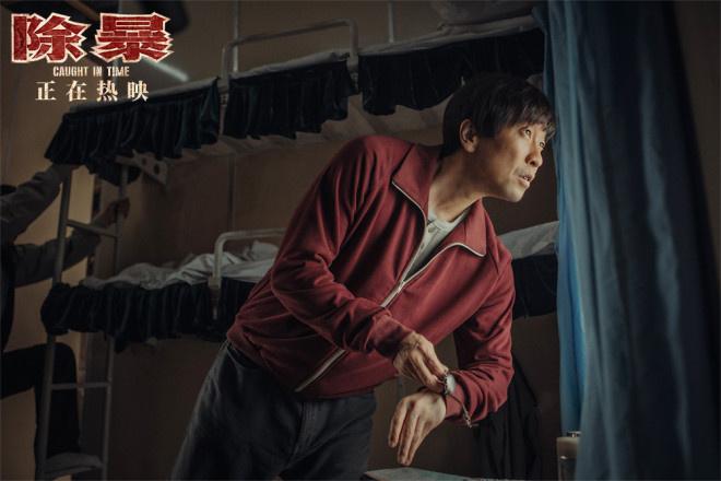 """《除暴》曝""""枪决""""细节 王千源诠释""""咬死不放"""