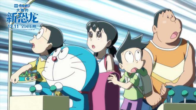 50周年纪念《哆啦A梦》剧场版于周末开幕