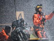 《紧急救援》沉浸式拍摄 彭于晏:对英雄的尊重