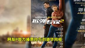 劉德華稱《拆彈專家2》賈玲可演自己夫人 賈玲狂喜發微博回應