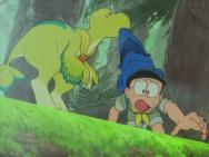 """《哆啦A梦:大雄的新恐龙》发""""欢乐飞行""""版海报"""