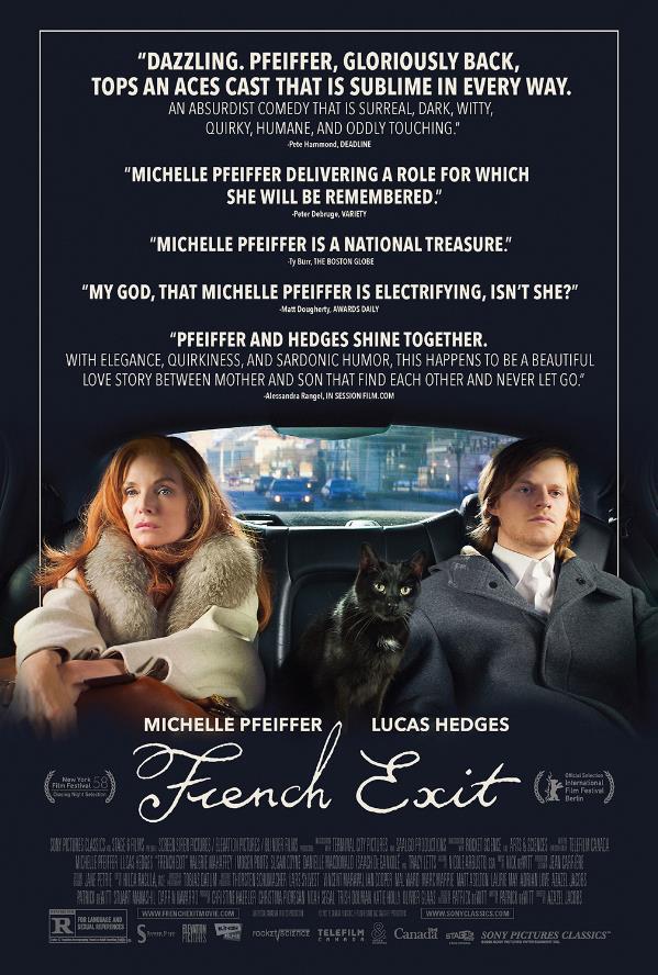《'法式告辞'》公布预告 法兰西风情『混搭黑』色幽默 第2张
