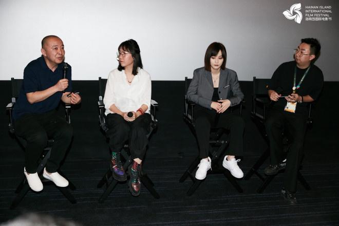 《落地生》海南岛电影节展映 主创亮相解读创作 第4张
