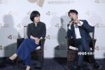 《再見,少年》首映 張宥浩和彭昱暢新片海南開機