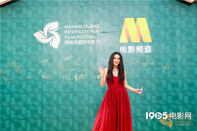 海南岛电影节红毯星光熠熠 成龙章子怡佟丽娅亮相 第12张