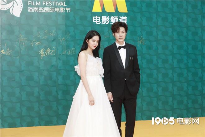 海南岛电影节红毯星光熠熠 成龙章子怡佟丽娅亮相 第11张