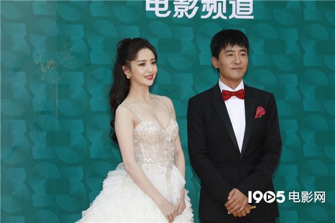 海南岛电影节红毯星光熠熠 成龙章子怡佟丽娅亮相 第4张