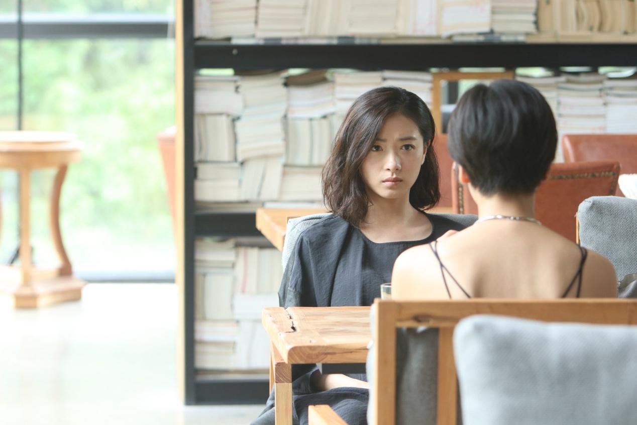 影戏《一意孤行》海南首映 段奕宏万茜陷情绪纠葛 第5张