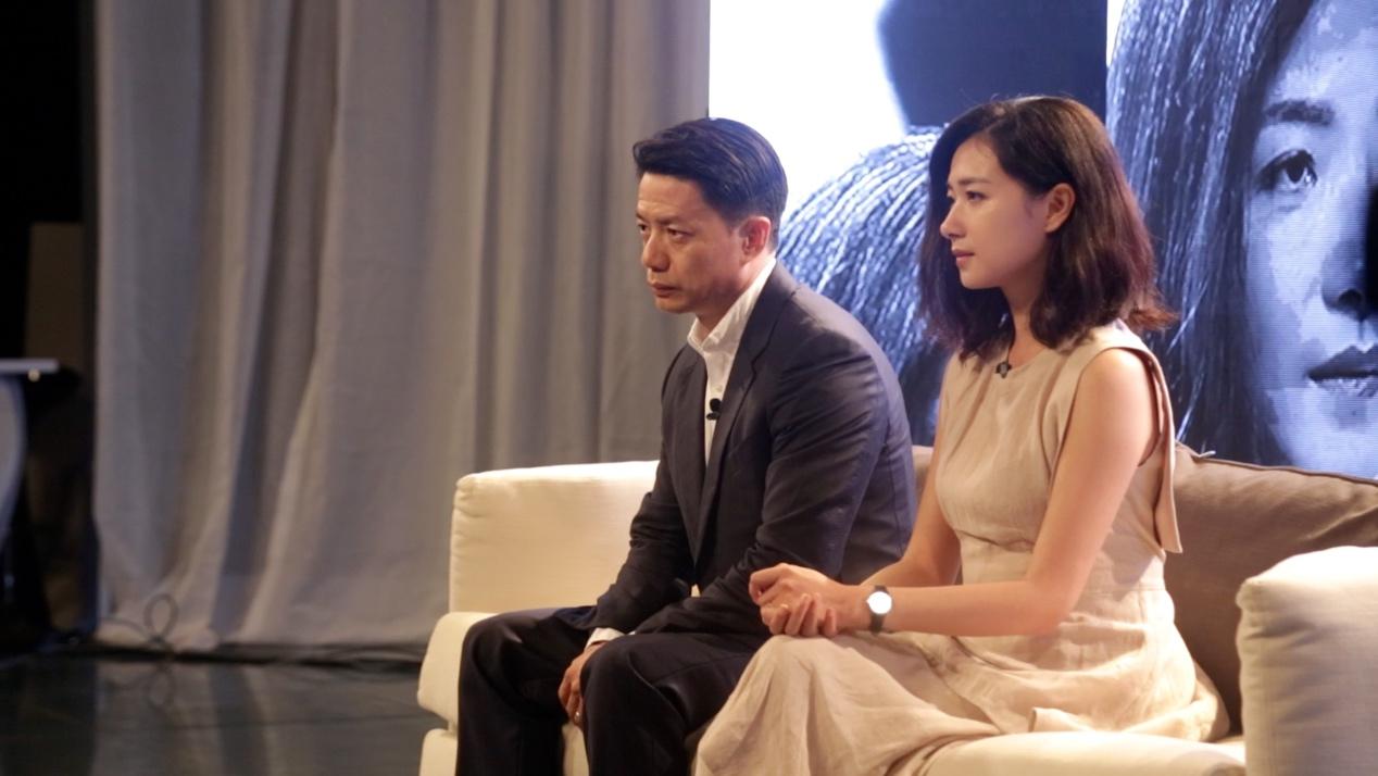 影戏《一意孤行》海南首映 段奕宏万茜陷情绪纠葛 第1张