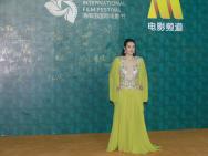 海南島電影節紅毯星光熠熠 成龍章子怡佟麗婭亮相