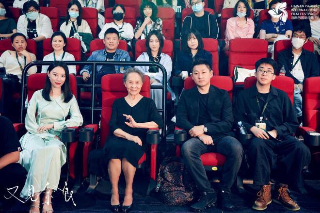 片名:贾的制作人《又见奈良》在放映后反响很好