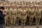 《長津湖》正式開機 吳京易烊千璽士兵造型曝光