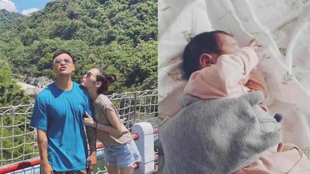 王棠云女儿早产仅1公斤 身上插很多多少针管惹人心疼