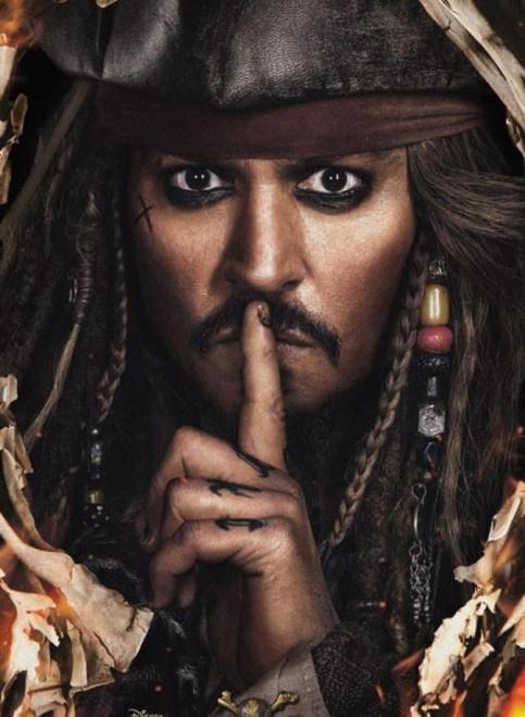 usdt无需实名(caibao.it):迪士尼阻止约翰尼·德普客串女版《加勒比海盗》 第1张
