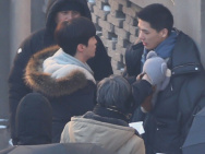 《左肩有你》王安宇被范丞丞揪衣領 像犯錯小學生