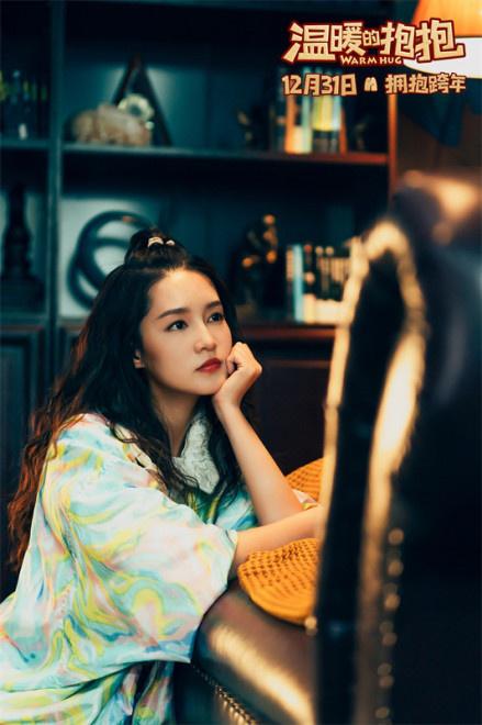 《温暖的抱抱》曝温暖主题曲MV 张杰深情献唱