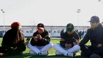 探訪紀錄電影《棒!少年》棒球基地 點亮孩子們的生命之光