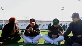 探访纪录电影《棒!少年》棒球基地 点亮孩子们的生命之光