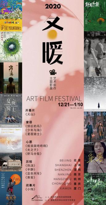 冬暖电影节开幕国内12部新作多角度聚焦现实