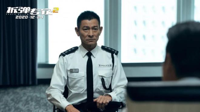 对话 | 刘德华邱礼涛揭秘《拆弹专家2》拍摄细节
