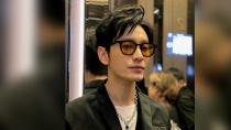 黄晓明为新电影《戴假发的人》暴瘦20斤