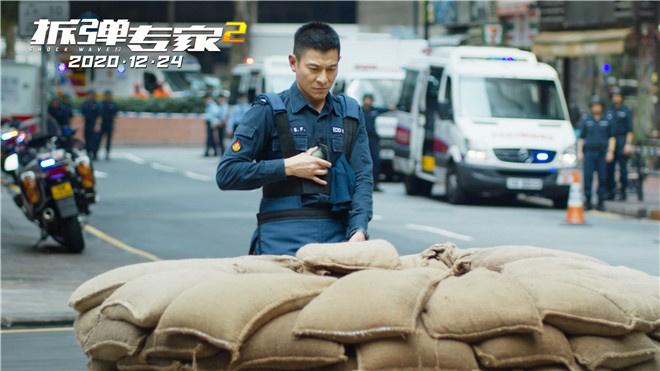 电银付安装教程(dianyinzhifu.com):《拆弹专家2》票房破3亿 贺岁档华语片口碑第一 第3张
