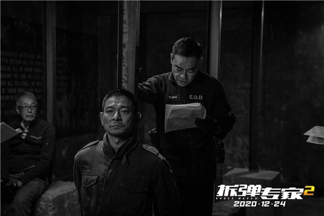 电银付安装教程(dianyinzhifu.com):《拆弹专家2》票房破3亿 贺岁档华语片口碑第一 第2张