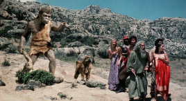 人類發現巨型野人,竟然請來一只猩猩當翻譯,奇幻冒險電影
