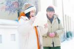 《明天你是否依然爱我》打卡芬兰 杨颖拍超甜vlog