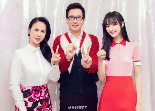 网传郑爽嫂子在抗疫第一线 郑爸爸转发微博证实