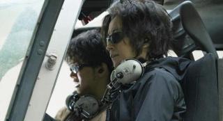 日本间谍大片《太阳不能动》发预告《海猿》导演携手藤原龙也、竹内凉真