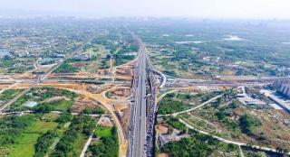 4月15日起大廣高速秣陵收費站因施工管制